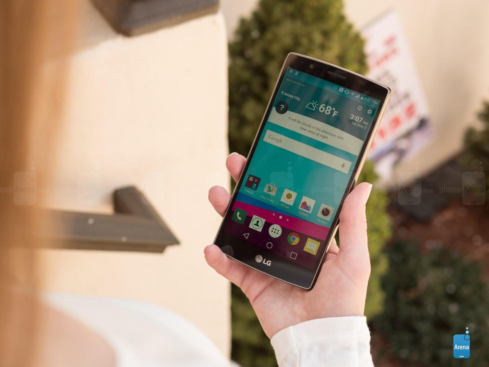 LG G4 Review - PhoneArena