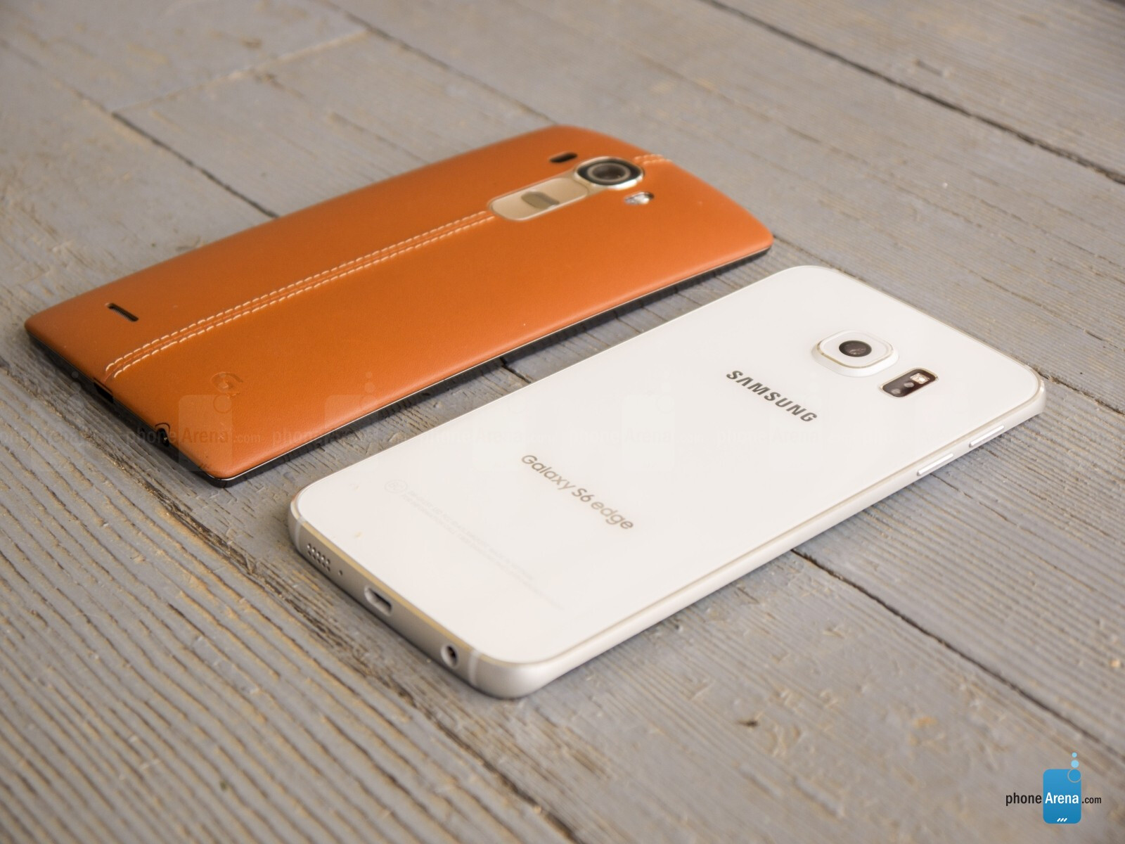 Lg G4 Vs Galaxy S7 Edge: LG G4 Vs Samsung Galaxy S6 Edge