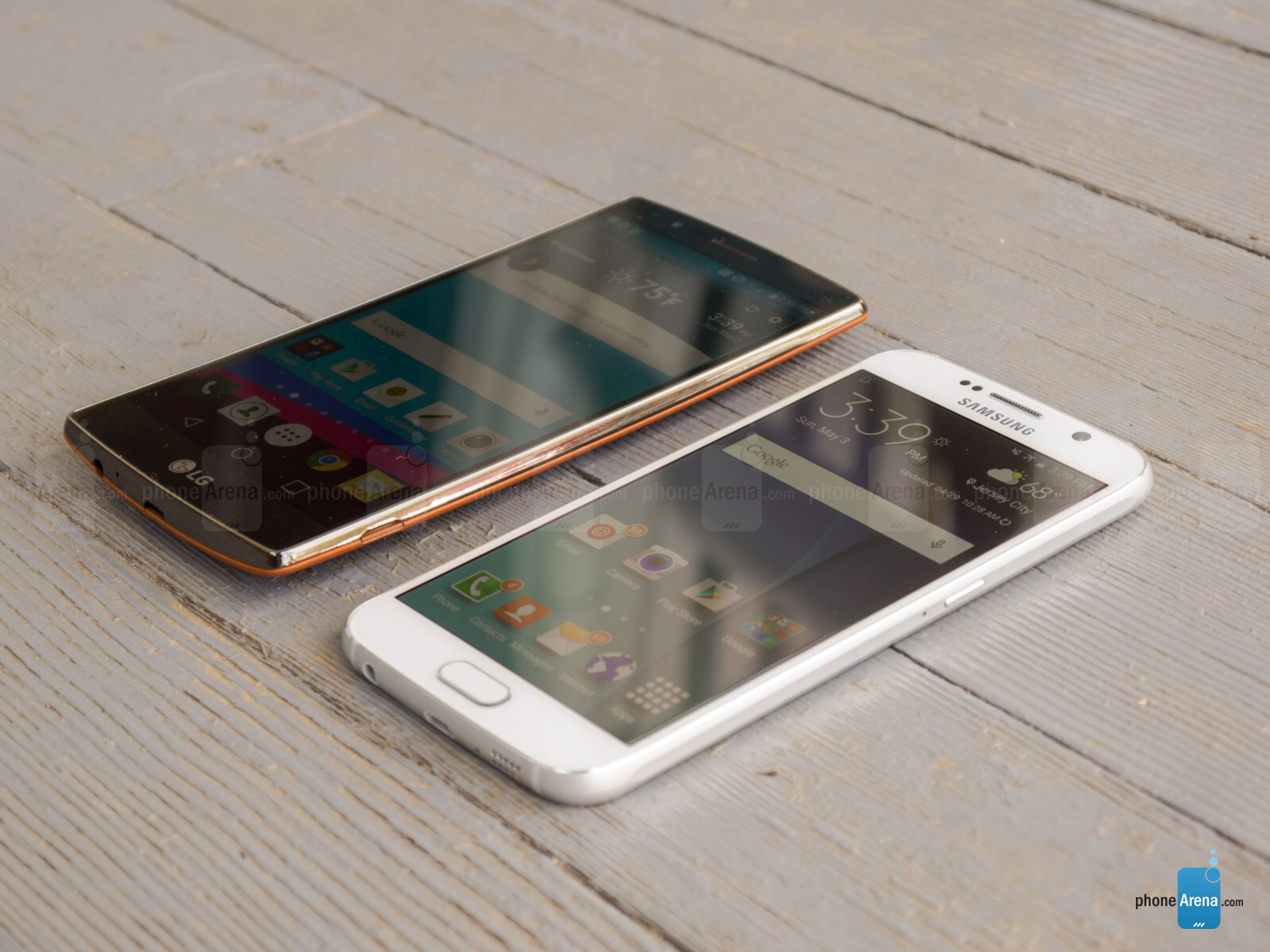Lg G4 Vs Galaxy S7 Edge: LG G4 Vs Samsung Galaxy S6
