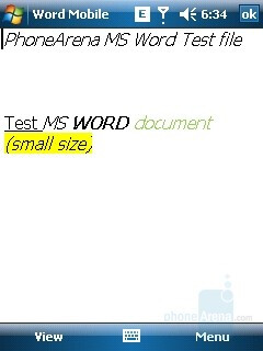 Word document - T-Mobile Wing Review