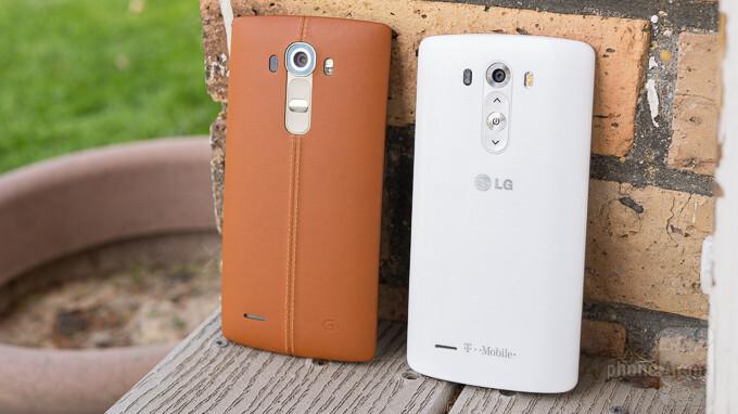 LG G4 vs LG G3 - PhoneArena