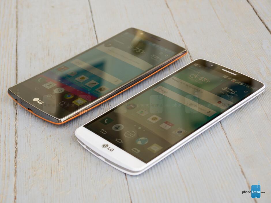 LG G4 vs LG G3