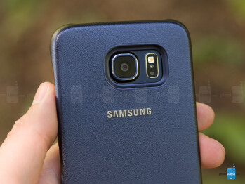 Samsung Galaxy S6 official protective cover review