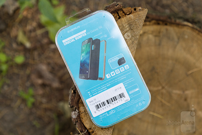Verus Crucial Bumper for Samsung Galaxy S6 case review