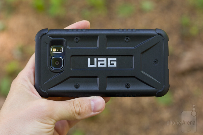the best attitude c7ce0 92c47 Urban Armor Gear for Samsung Galaxy S6 case review - PhoneArena