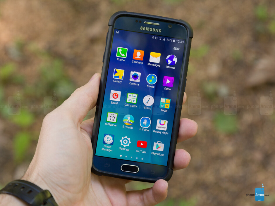Urban Armor Gear for Samsung Galaxy S6 case review