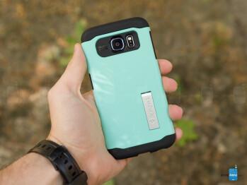 Spigen Slim Armor for Samsung Galaxy S6 case review