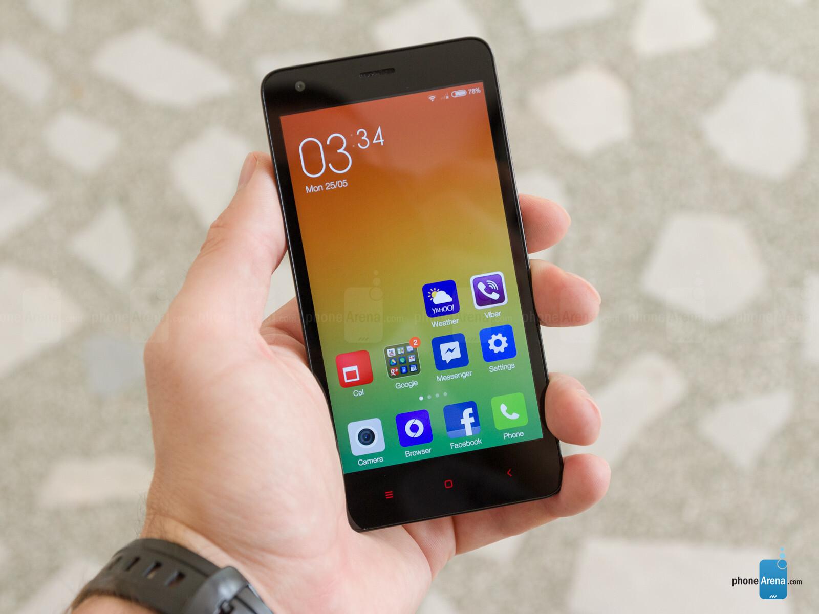 Xiaomi Redmi 2 Review 045 screen