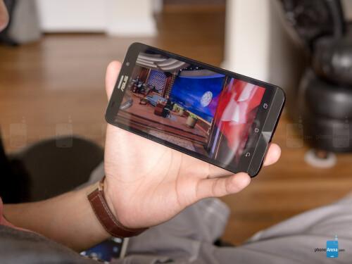 Asus Zenfone 2 images