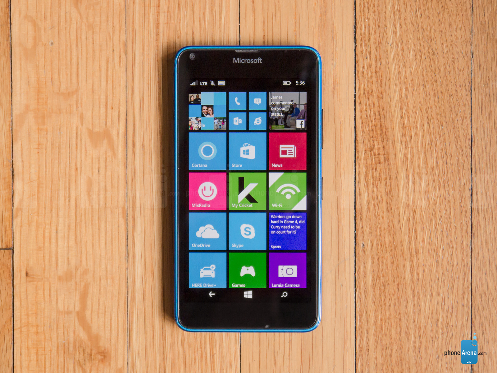 Microsoft Lumia 640 Review - Call quality, Battery and Conclusion