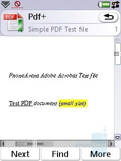 PDF document - Sony Ericsson P1 Review