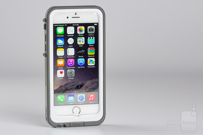 new products 6260c ac8f1 Lifeproof Frē Power battery case for iPhone 6 review - PhoneArena