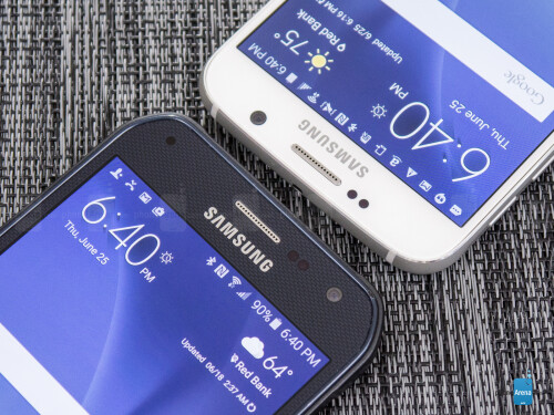 Samsung Galaxy S6 Active vs Samsung Galaxy S6