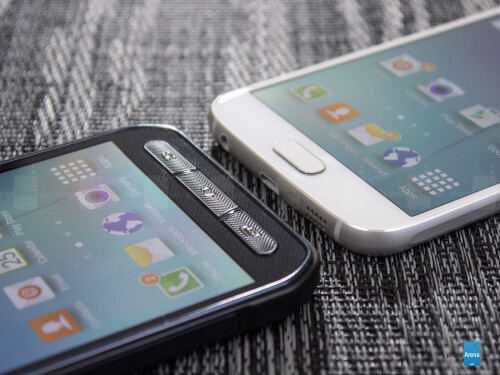 Samsung Galaxy S6 Active vs Samsung Galaxy S6