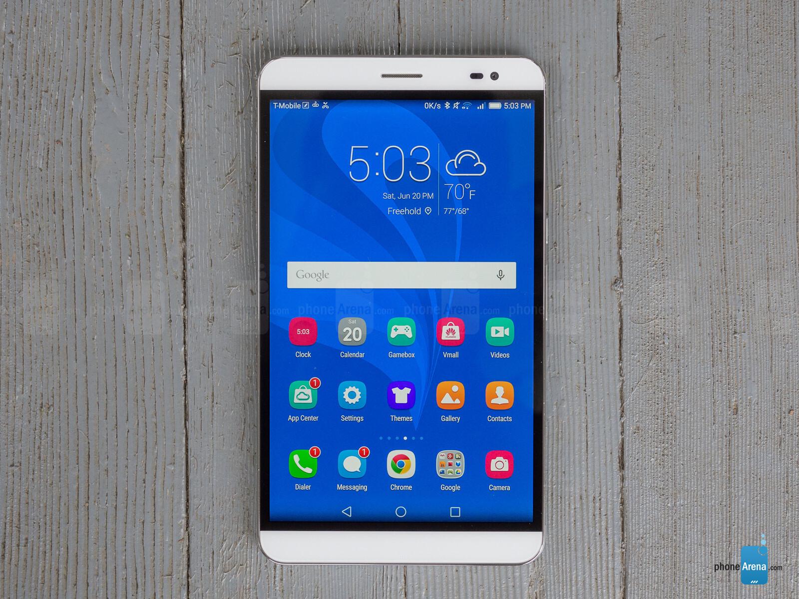 Huawei MediaPad X2 Review - PhoneArena