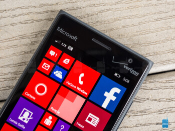 Microsoft Lumia 735 Review