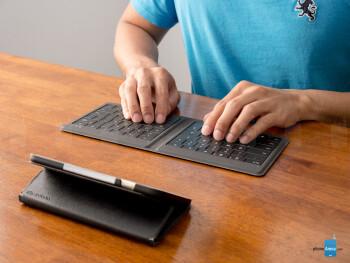 Microsoft Foldable Keyboard Review