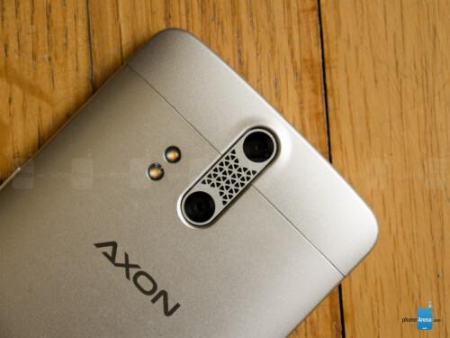 ZTE Axon Pro Review