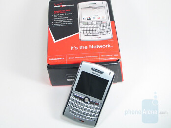 RIM BlackBerry 8830 Review