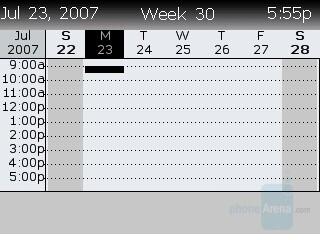 Week - RIM BlackBerry 8830 Review