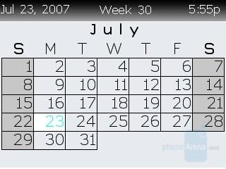 Month - RIM BlackBerry 8830 Review