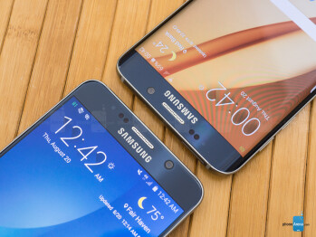 Samsung Galaxy Note5 vs Samsung Galaxy S6 edge+