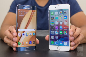 Samsung Galaxy S6 edge+ vs Apple iPhone 6 Plus