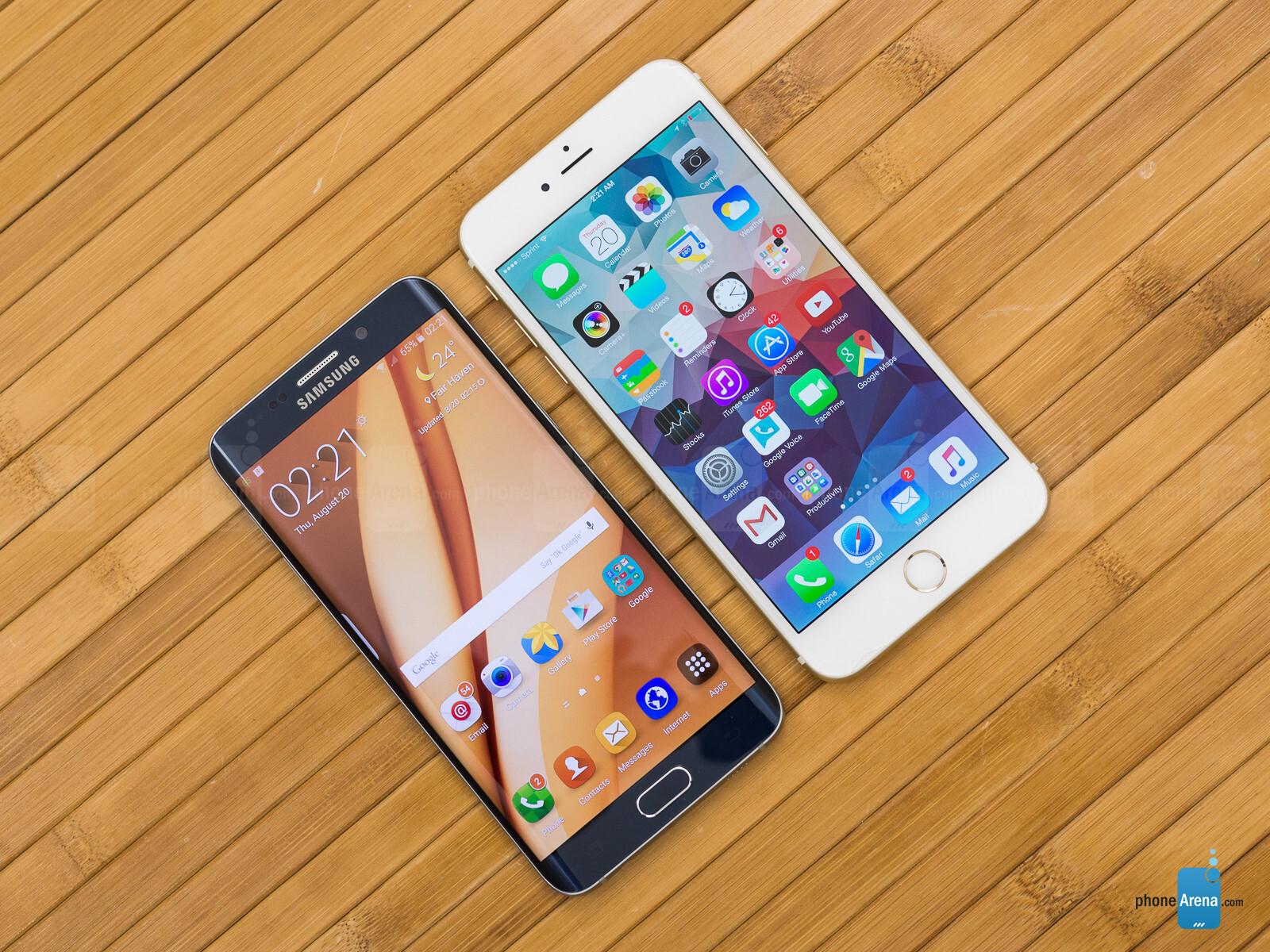 Galaxy S6 Edge对比iPhone 6 Plus夜拍 - 网易手机 …