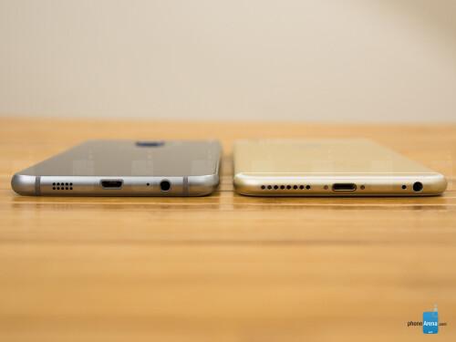 Samsung Galaxy S6 edge+ vs Apple iPhone 6 Plus