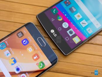 Samsung Galaxy S6 edge+ vs LG G4