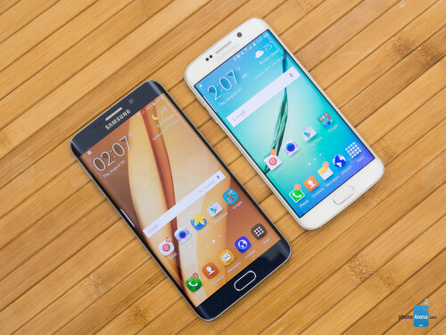 Samsung Galaxy S6 edge+ vs Samsung Galaxy S6 edge
