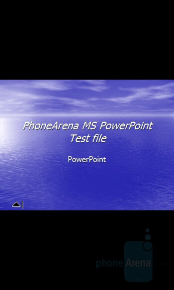 PowerPoint file - Toshiba Portege G900 Review