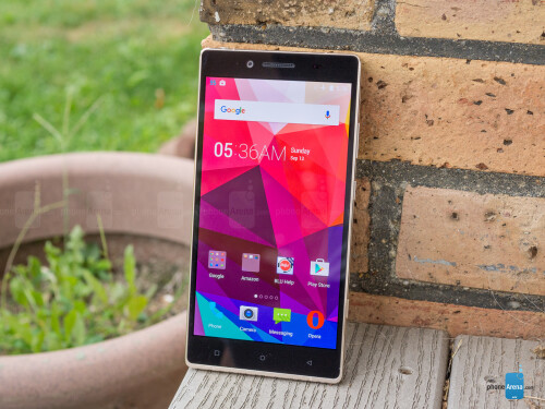 BLU Pure XL Review