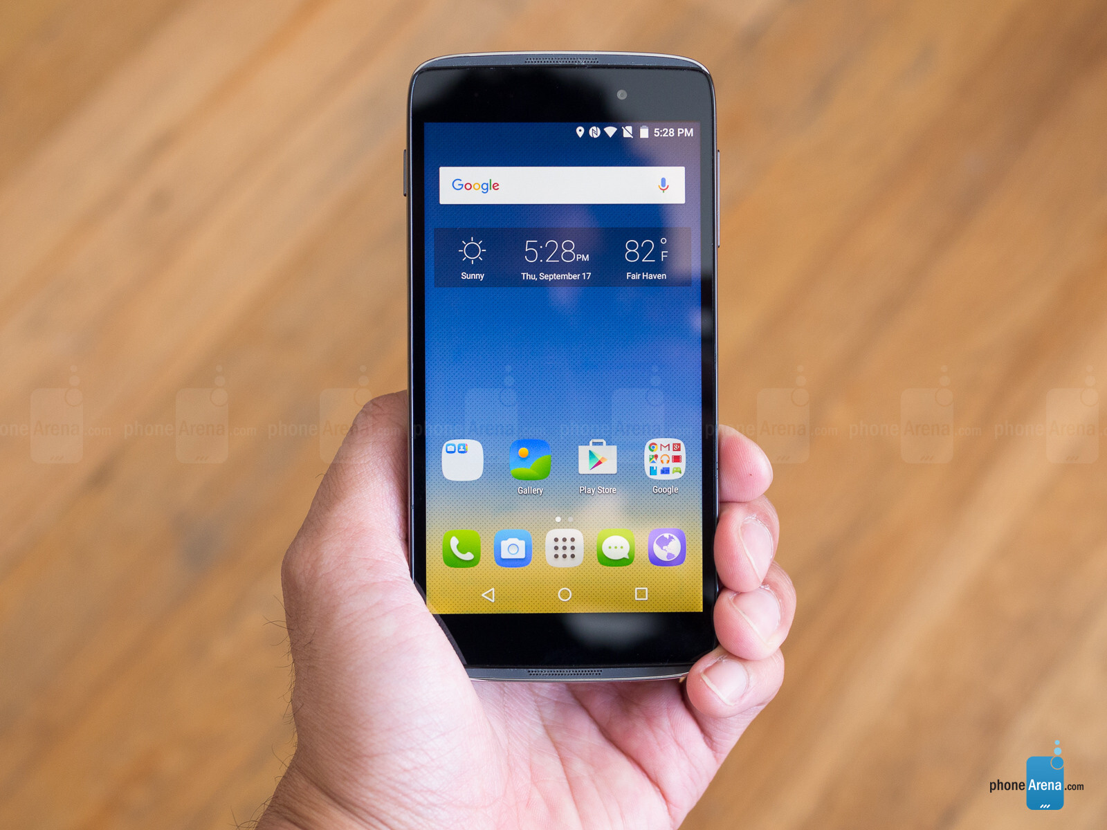 Alcatel Onetouch Idol 3 4.7-inch Review