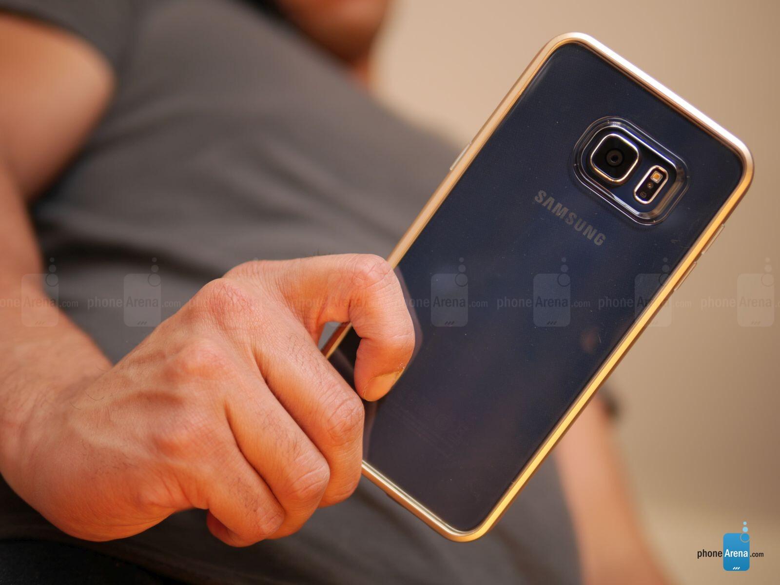 Photos For Spigen Samsung Galaxy S6 Edge Cases Review S7 Carbon Case