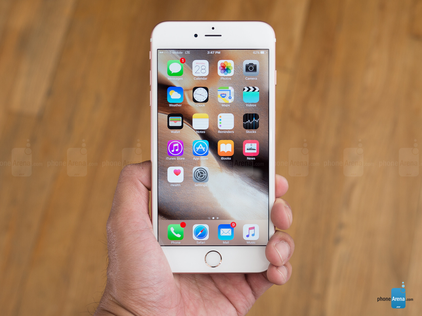 skärm iphone 6s plus