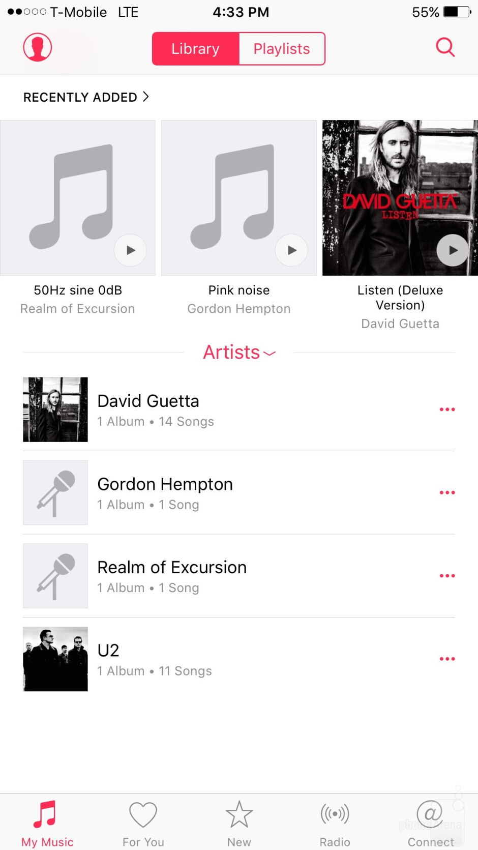 Apple iPhone 6s Plus - Music players - LG G5 vs Apple iPhone 6s Plus