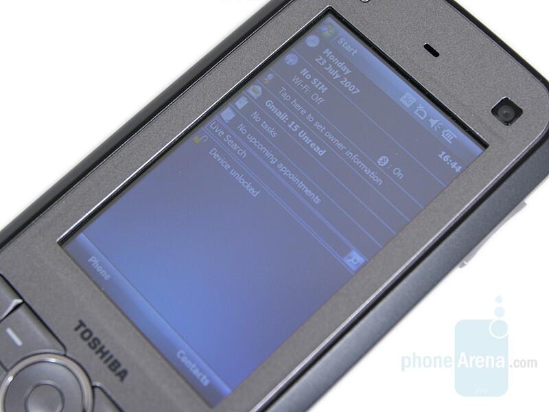 Toshiba Portege G900 Review
