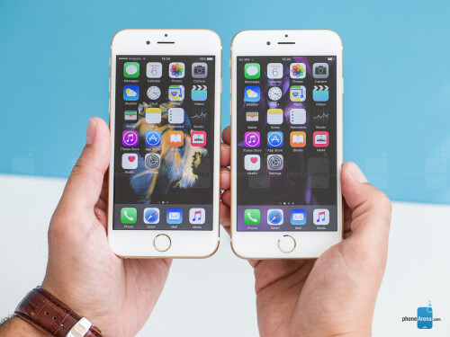 iphone 6 vs iphone 6 plus cual es mejor