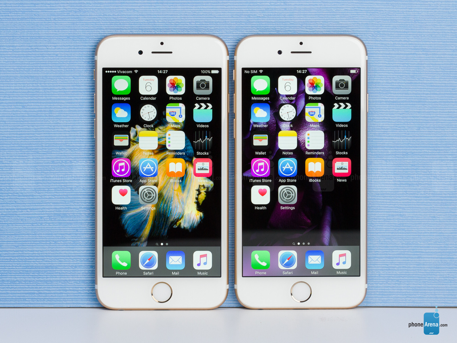 compare iphone 6 and 6s apple iphone 6s vs iphone 6 1891