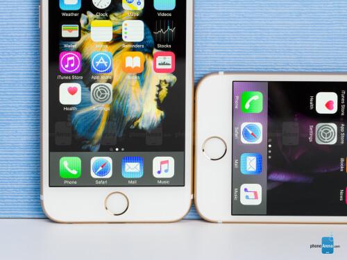 Apple iPhone 6s vs iPhone 6