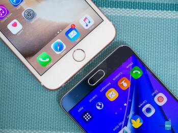 Apple iPhone 6s Plus vs Samsung Galaxy Note5
