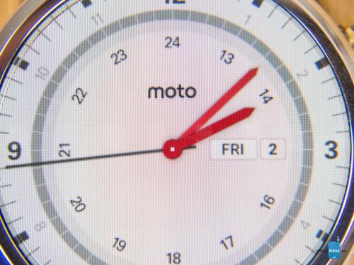 Motorola Moto 360 (2015)