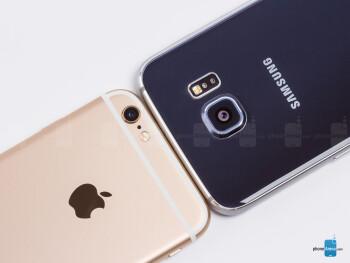 Apple iPhone 6s vs Samsung Galaxy S6