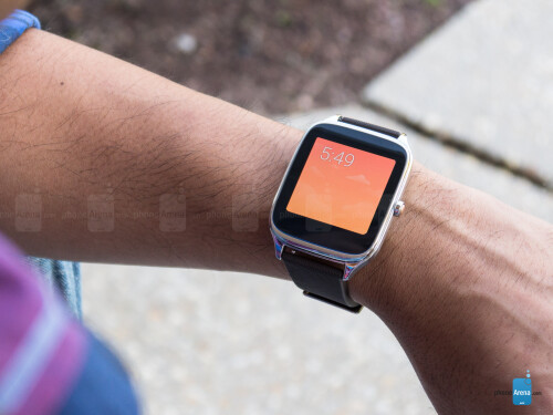 Asus ZenWatch 2 Review