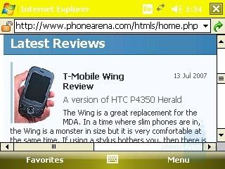 HTC Mogul Review