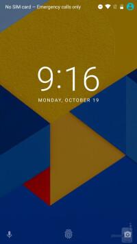 Android 6.0 Marshmallow on the Google Nexus 5X