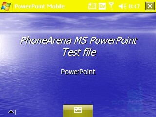 PowerPoint file - HTC Mogul Review