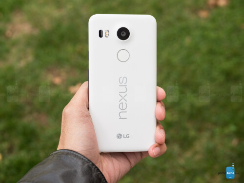 The Google Nexus 5X in pictures
