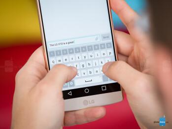 LG V10 Review - PhoneArena